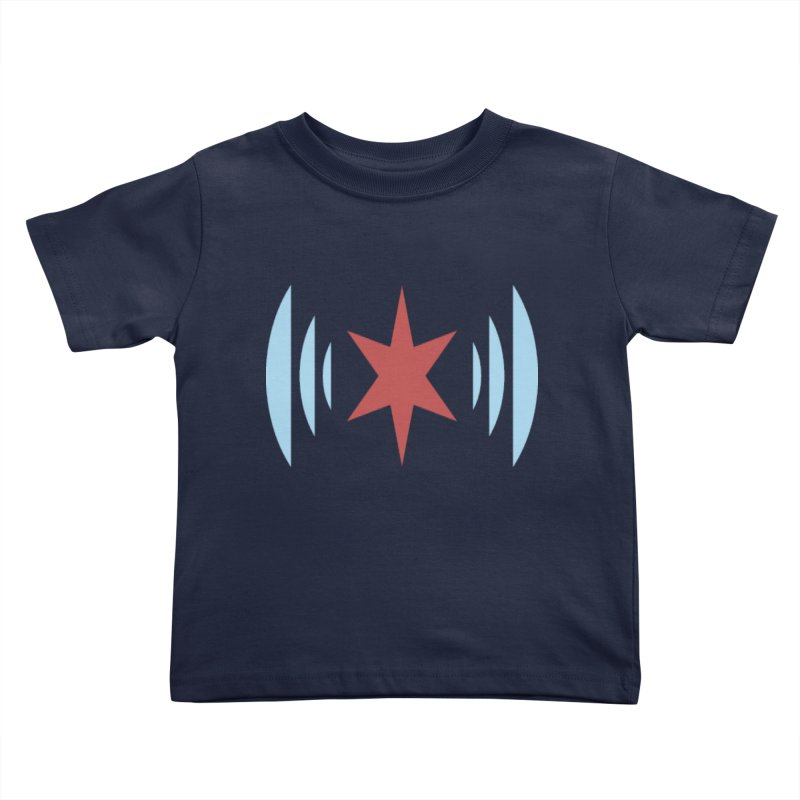 Chicago Music Kids Toddler T-Shirt by Chicago Music's Apparel and Retail Shop
