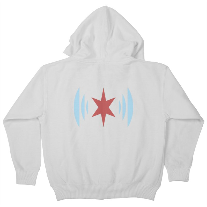 Chicago Music Kids Zip-Up Hoody by Chicago Music's Artist Shop