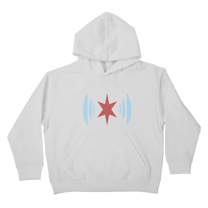 Chicago Music Kids Pullover Hoody by Chicago Music's Artist Shop