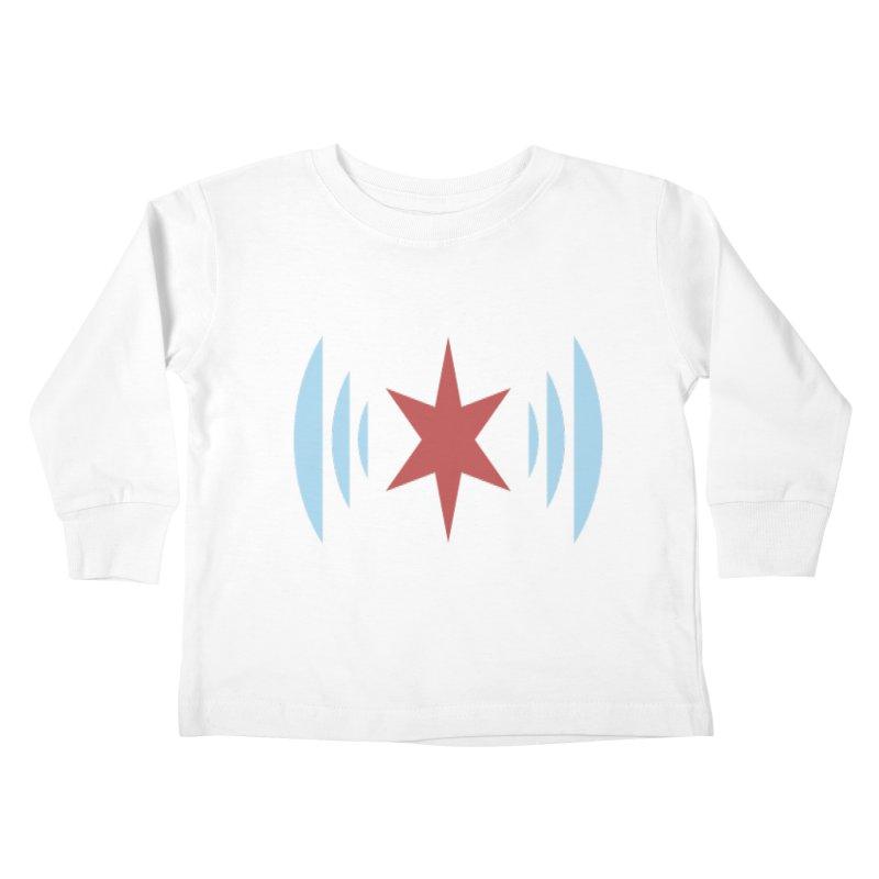 Chicago Music Kids Toddler Longsleeve T-Shirt by Chicago Music's Artist Shop