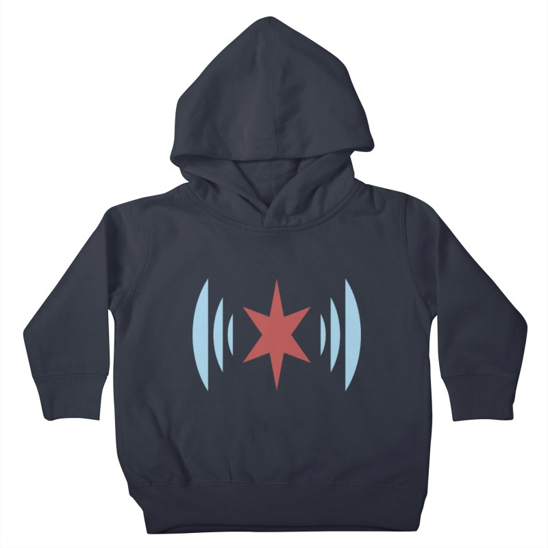 Chicago Music Kids Toddler Pullover Hoody by Chicago Music's Apparel and Retail Shop