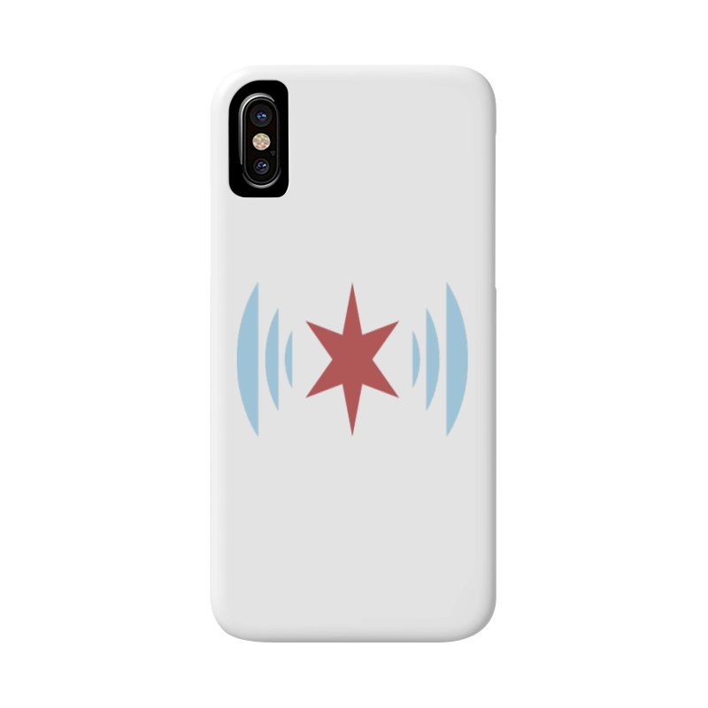 Chicago Music Accessories Phone Case by Chicago Music's Apparel and Retail Shop