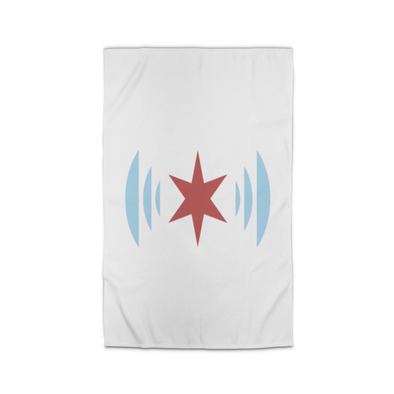 Chicago Music Home Rug by Chicago Music's Artist Shop