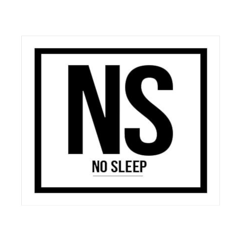 No Sleep by Chicago Music's Apparel and Retail Shop