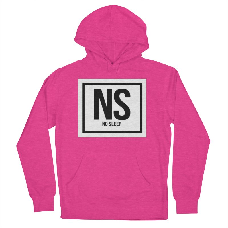 No Sleep Women's Pullover Hoody by Chicago Music's Artist Shop