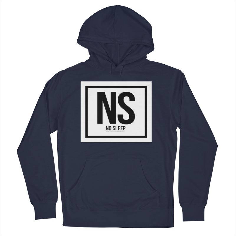 No Sleep Men's Pullover Hoody by Chicago Music's Apparel and Retail Shop