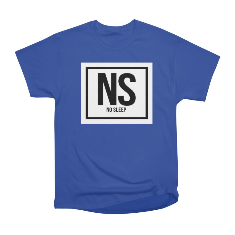 No Sleep Men's Classic T-Shirt by Chicago Music's Apparel and Retail Shop