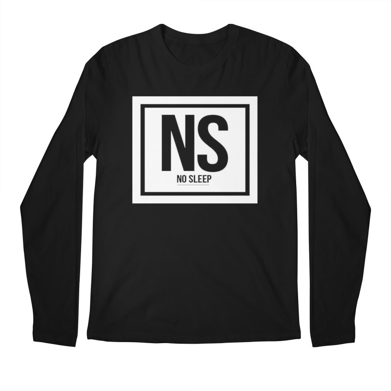 No Sleep Men's Longsleeve T-Shirt by Chicago Music's Artist Shop
