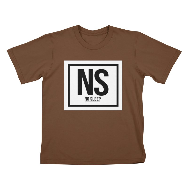 No Sleep Kids T-Shirt by Chicago Music's Apparel and Retail Shop