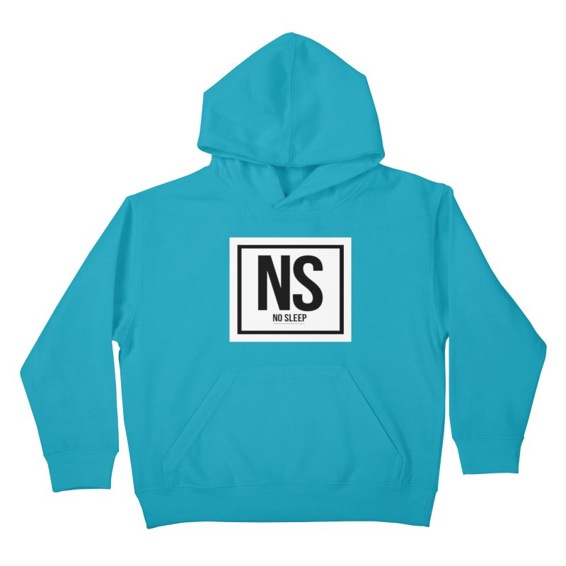 No Sleep Kids Pullover Hoody by Chicago Music's Artist Shop
