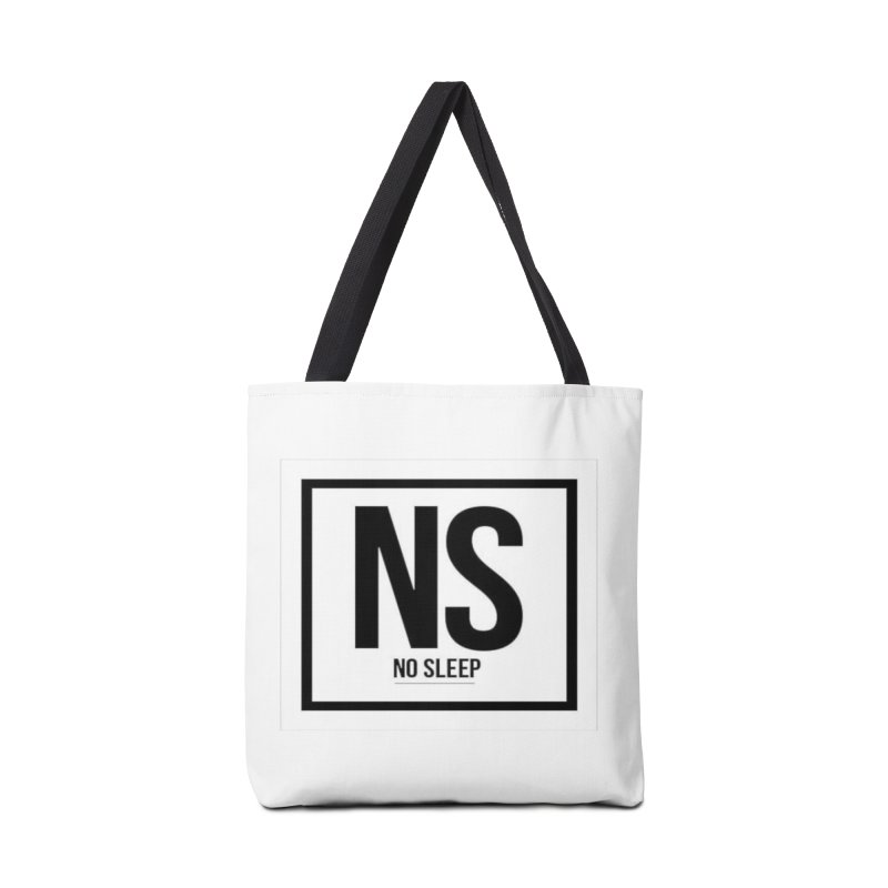 No Sleep Accessories Bag by Chicago Music's Apparel and Retail Shop