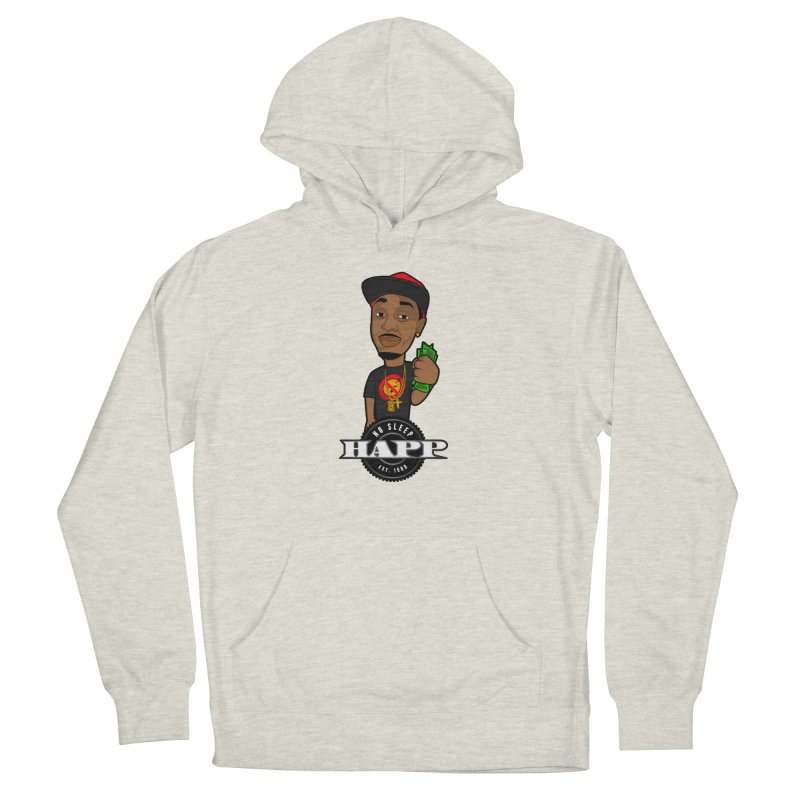 No Sleep Happ Men's Pullover Hoody by Chicago Music's Apparel and Retail Shop