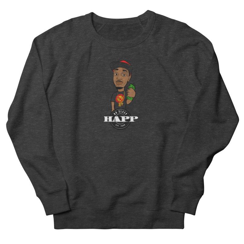 No Sleep Happ Men's Sweatshirt by Chicago Music's Artist Shop