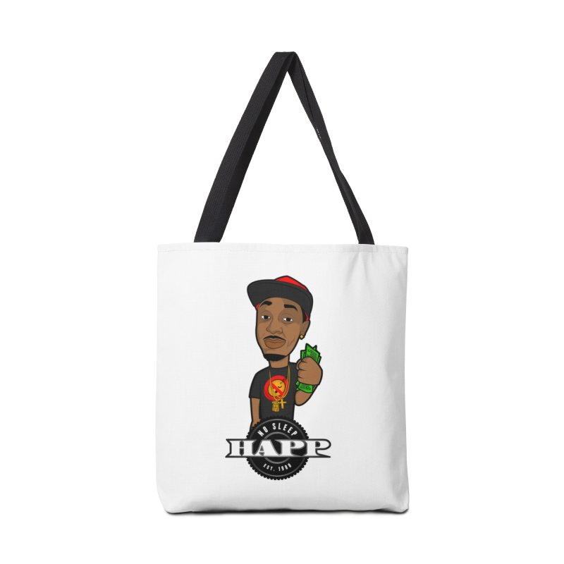 No Sleep Happ Accessories Bag by Chicago Music's Apparel and Retail Shop