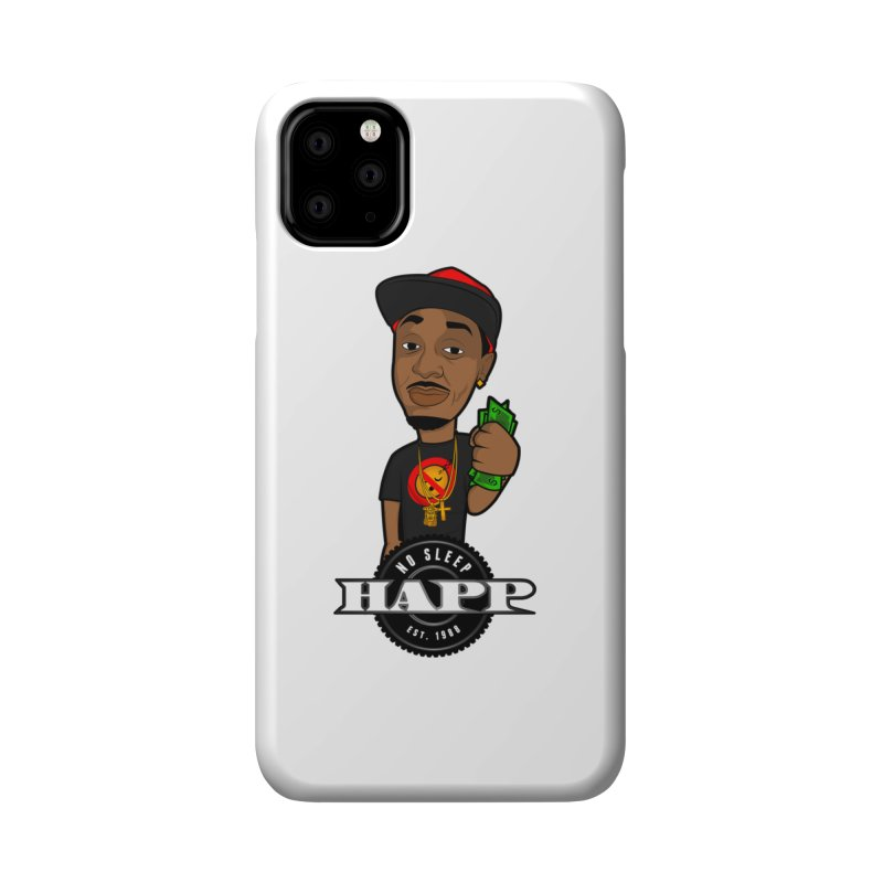 No Sleep Happ Accessories Phone Case by Chicago Music's Apparel and Retail Shop
