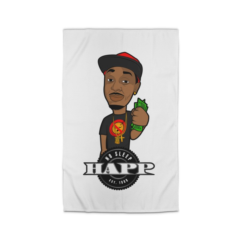 No Sleep Happ Home Rug by Chicago Music's Apparel and Retail Shop