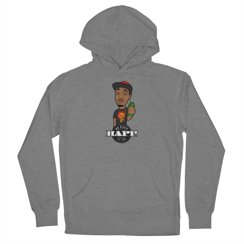 No Sleep Happ Women's Pullover Hoody by Chicago Music's Apparel and Retail Shop