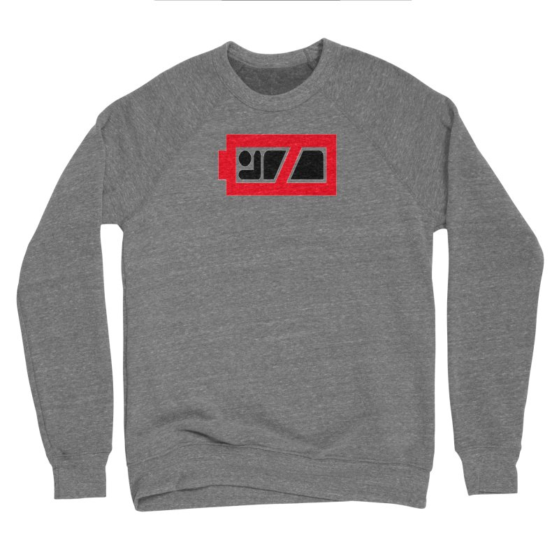 No Sleep Men's Sponge Fleece Sweatshirt by Chicago Music's Apparel and Retail Shop