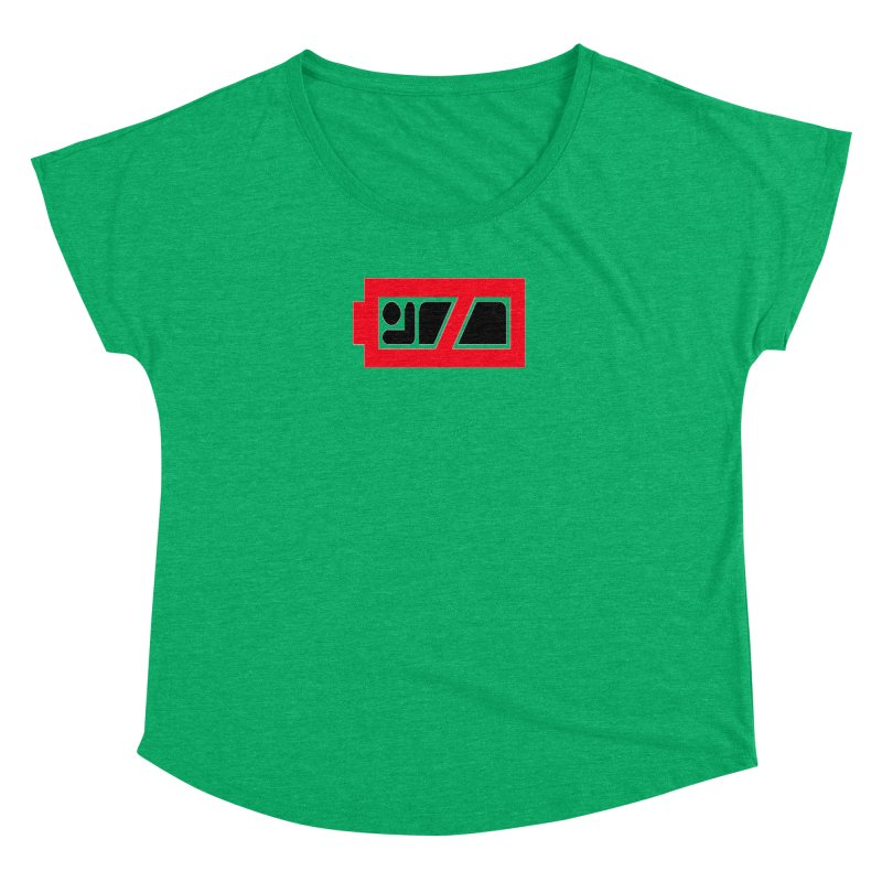 No Sleep Women's Dolman Scoop Neck by Chicago Music's Apparel and Retail Shop
