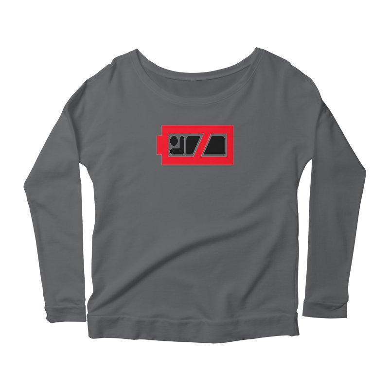 No Sleep Women's Scoop Neck Longsleeve T-Shirt by Chicago Music's Apparel and Retail Shop