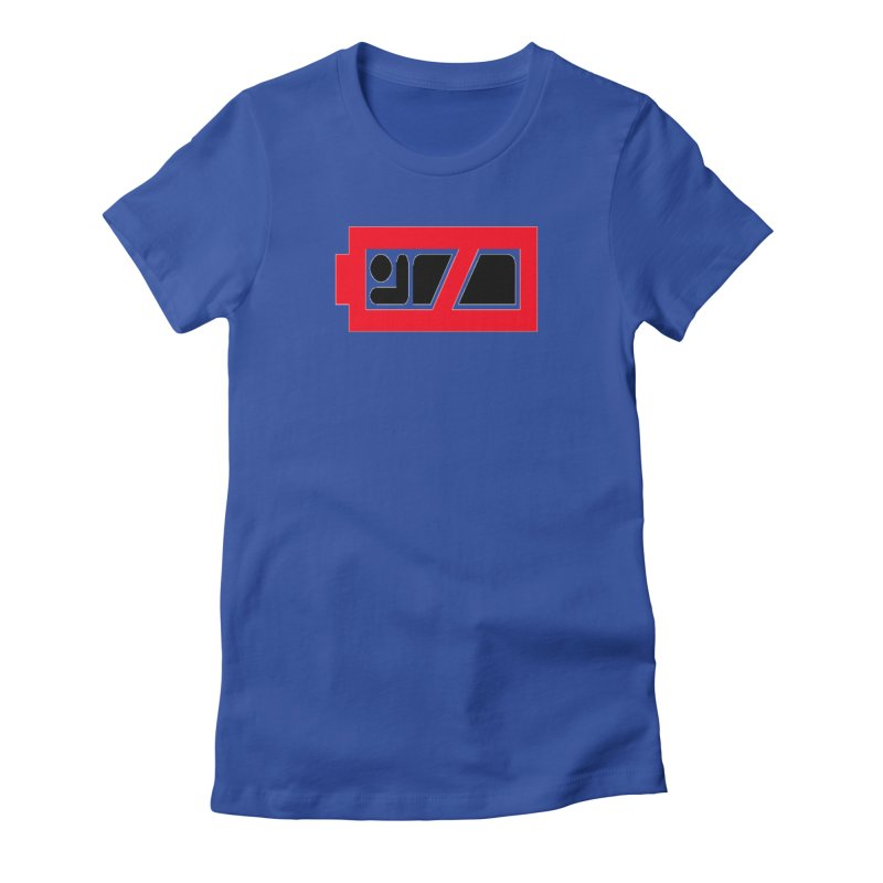 No Sleep Women's Fitted T-Shirt by Chicago Music's Apparel and Retail Shop