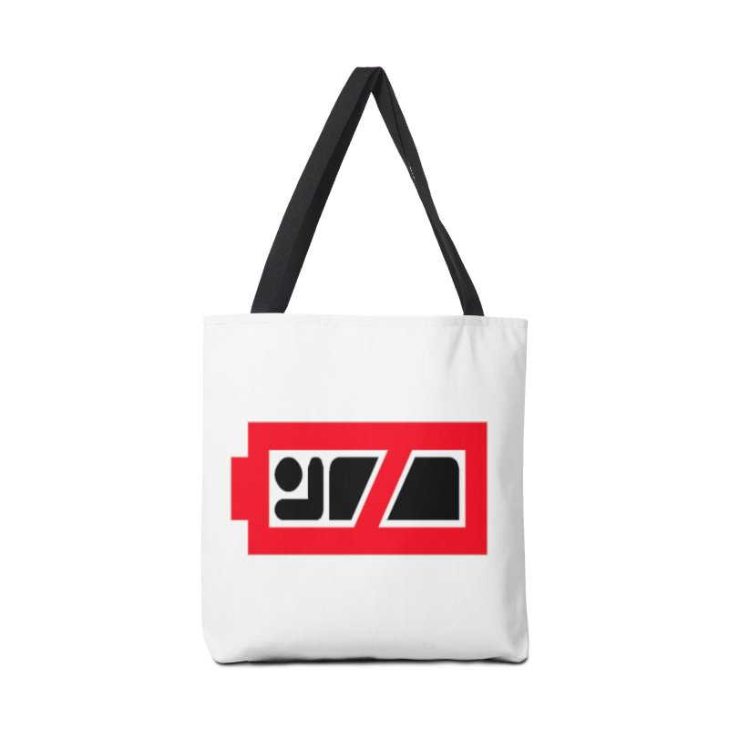 No Sleep Battery Accessories Bag by Chicago Music's Apparel and Retail Shop