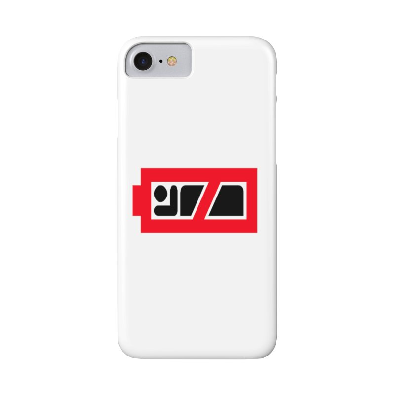 No Sleep Battery Accessories Phone Case by Chicago Music's Apparel and Retail Shop