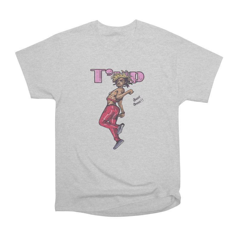 T' Up Shoot Shoot!! Men's T-Shirt by Chicago Music's Apparel and Retail Shop