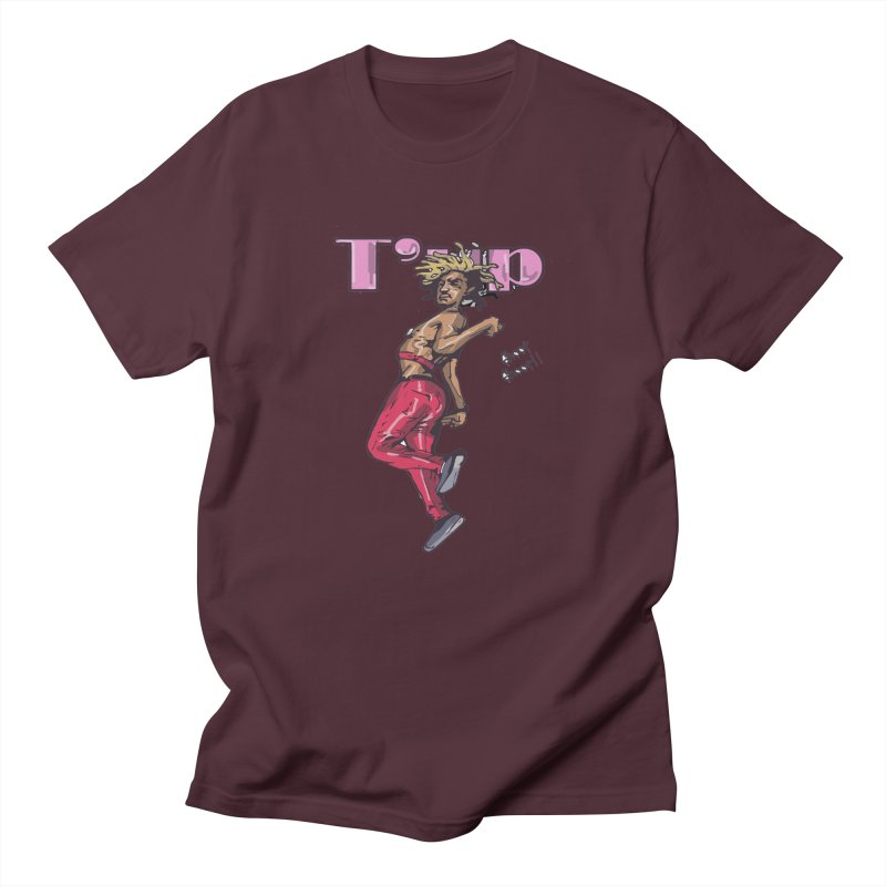 T' Up Shoot Shoot!! Women's Regular Unisex T-Shirt by Chicago Music's Apparel and Retail Shop