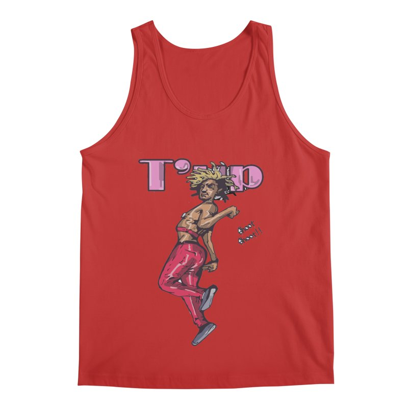 T' Up Shoot Shoot!! Men's Regular Tank by Chicago Music's Apparel and Retail Shop