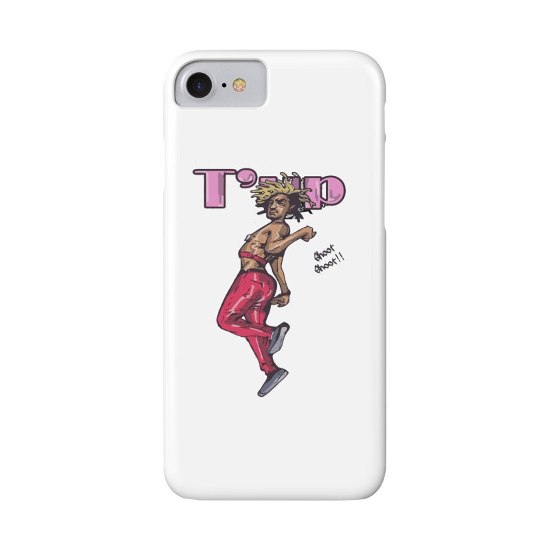 T' Up Shoot Shoot!! Accessories Phone Case by Chicago Music's Apparel and Retail Shop