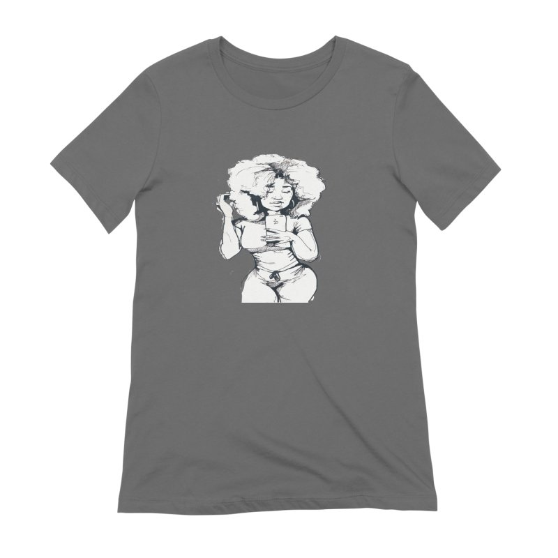 Lil Debbie Women's Extra Soft T-Shirt by Chicago Music's Apparel and Retail Shop