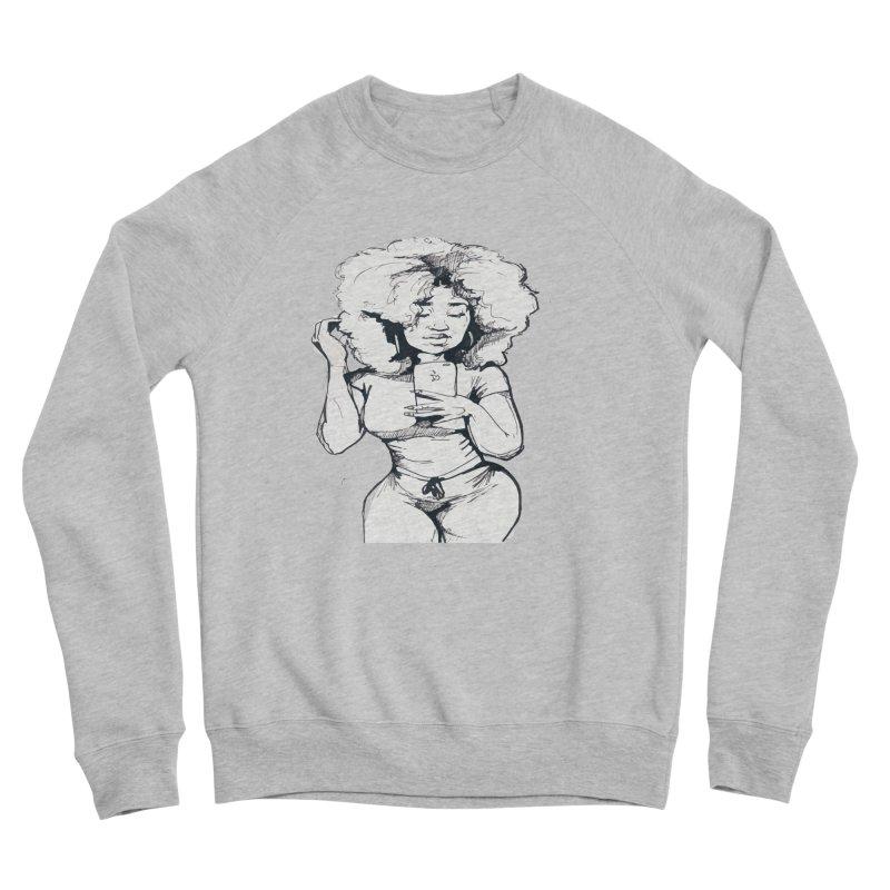 Lil Debbie Men's Sponge Fleece Sweatshirt by Chicago Music's Apparel and Retail Shop
