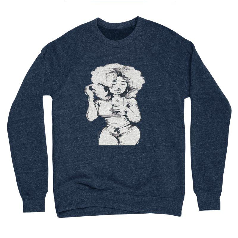 Lil Debbie Women's Sponge Fleece Sweatshirt by Chicago Music's Apparel and Retail Shop