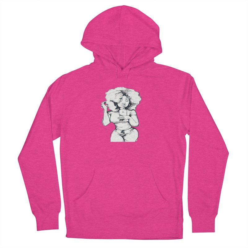 Lil Debbie Women's Pullover Hoody by Chicago Music's Apparel and Retail Shop