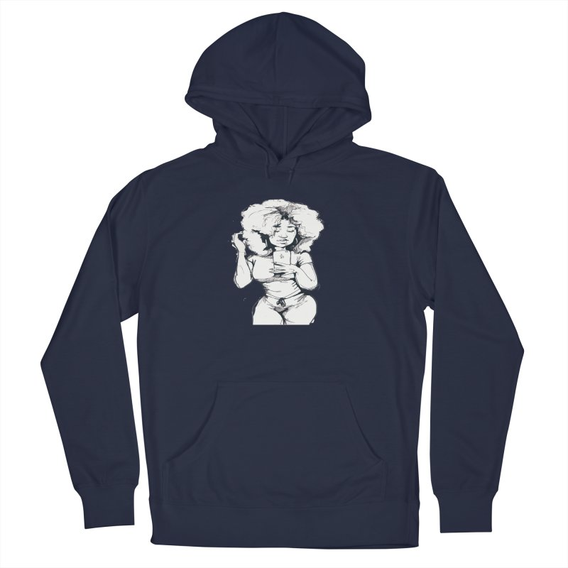 Lil Debbie Men's Pullover Hoody by Chicago Music's Apparel and Retail Shop
