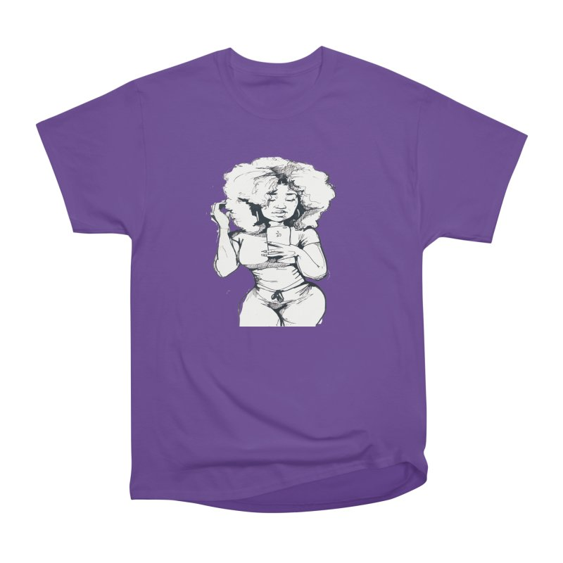 Lil Debbie Men's Heavyweight T-Shirt by Chicago Music's Apparel and Retail Shop