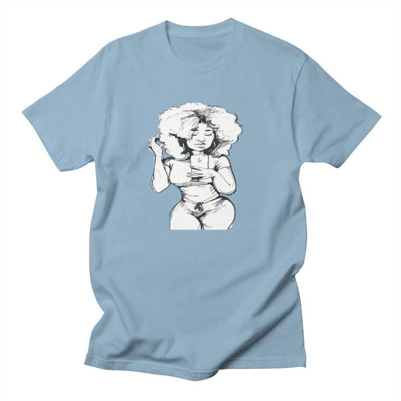 Lil Debbie Men's T-Shirt by Chicago Music's Apparel and Retail Shop