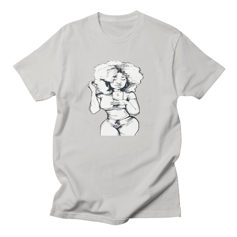 Lil Debbie Women's Regular Unisex T-Shirt by Chicago Music's Apparel and Retail Shop