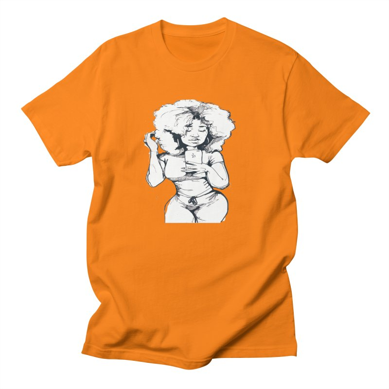Lil Debbie Men's Regular T-Shirt by Chicago Music's Apparel and Retail Shop