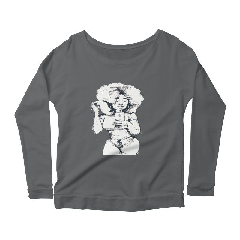 Lil Debbie Women's Longsleeve T-Shirt by Chicago Music's Apparel and Retail Shop