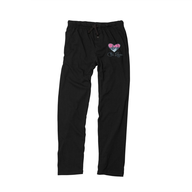 Chi Love Women's Lounge Pants by Chicago Music's Apparel and Retail Shop