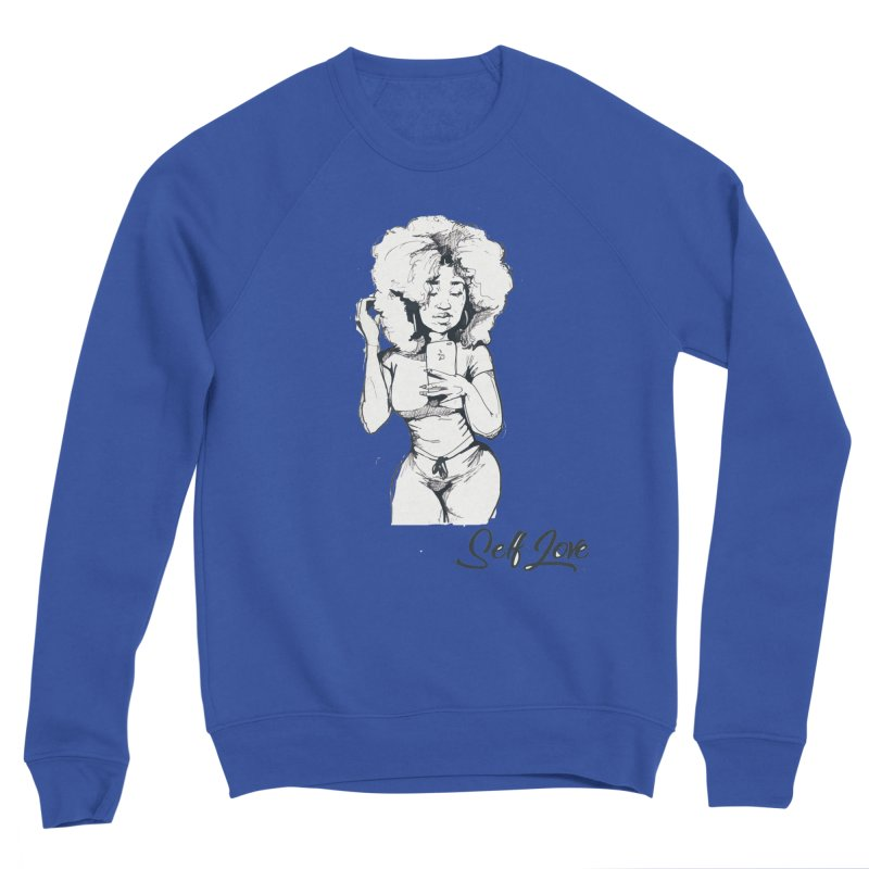 Lil Debbie Self Love Women's Sweatshirt by Chicago Music's Apparel and Retail Shop