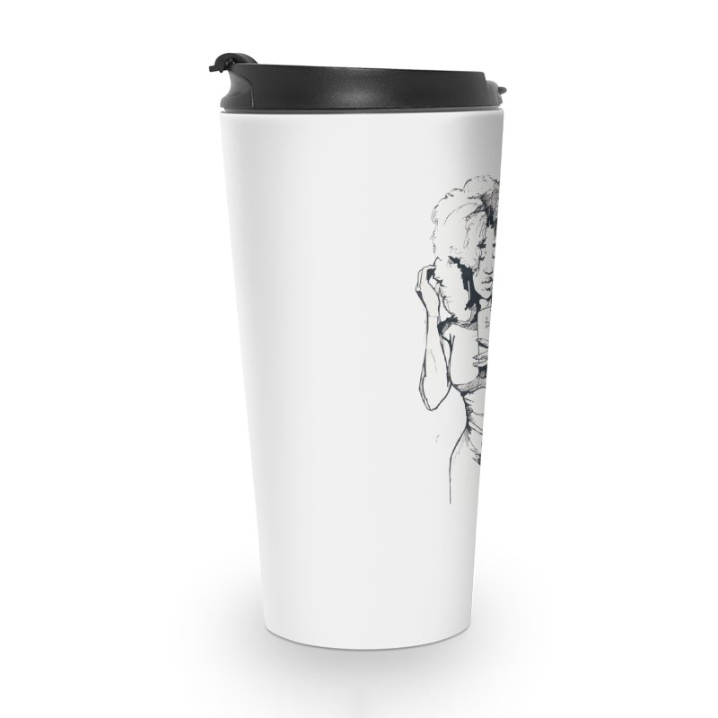 Lil Debbie Self Love Accessories Travel Mug by Chicago Music's Apparel and Retail Shop