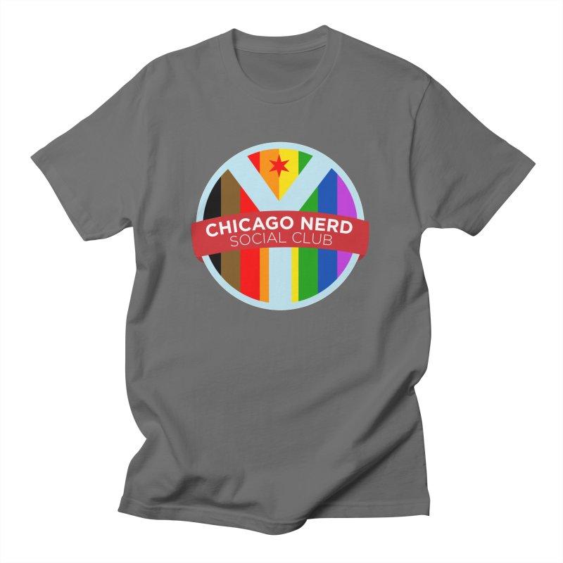 Chicago Nerd Social Club Pride Women's T-Shirt by Chicago Nerd Social Club