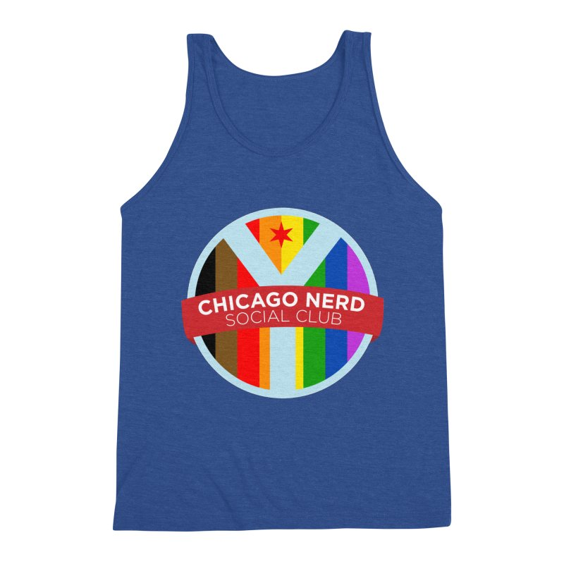 Men's None by Chicago Nerd Social Club