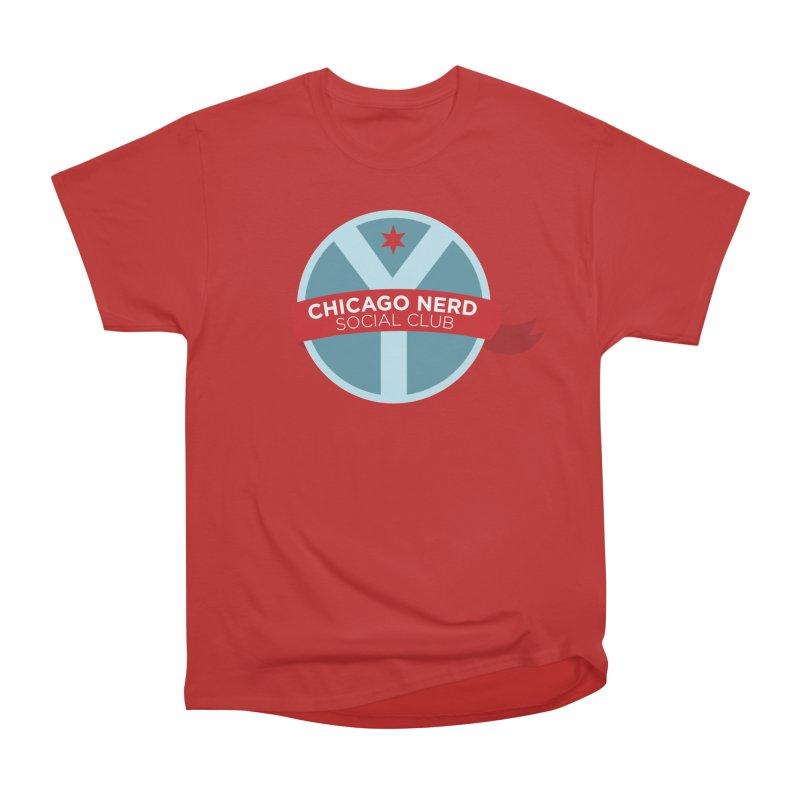 Chicago Nerd Social Club Women's T-Shirt by Chicago Nerd Social Club