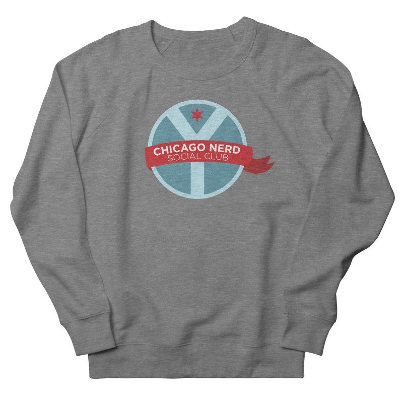Chicago Nerd Social Club Women's Sweatshirt by Chicago Nerd Social Club