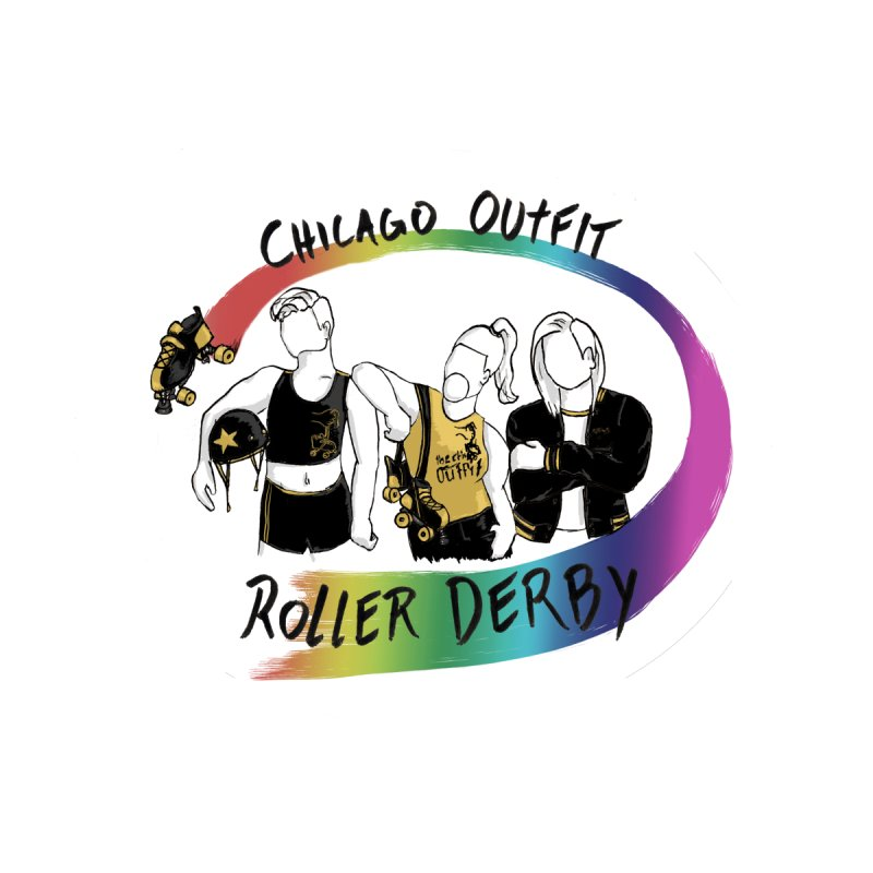 Outfit Pride 2018 by Chicago Outfit Roller Derby