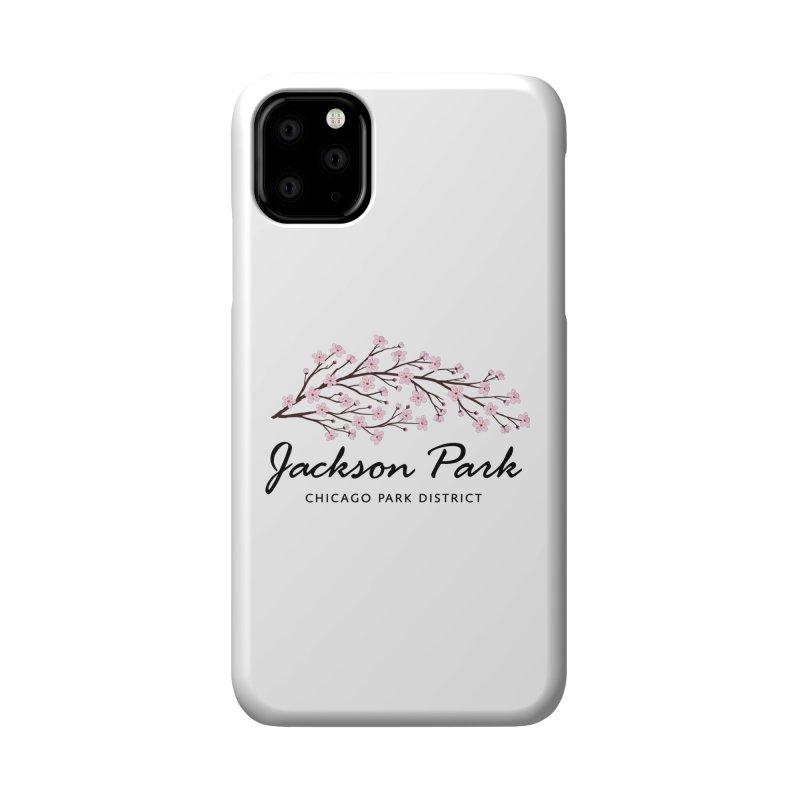 Jackson Park Cherry Blossoms Accessories Phone Case by chicago park district's Artist Shop